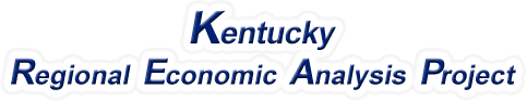 Kentucky Regional Economic Analysis Project