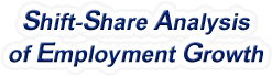 Shift-Share Analysis of Kentucky Employment Growth and Shift Share Analysis Tools for Kentucky